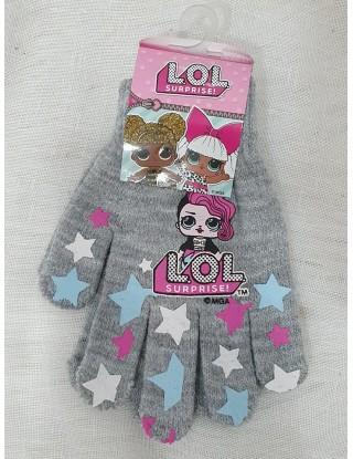 Dječje rukavice LOL SIVE