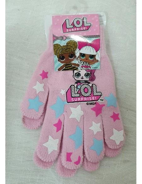 Dječje rukavice LOL ROZA