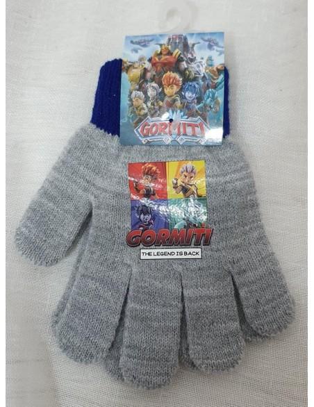 Dječje rukavice GORMITI SIVI